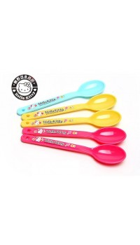 Hello Kitty 5pcs Spoon Set (100% authentic)