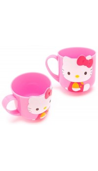 Hello Kitty Character Cup 280ml (100% authentic)