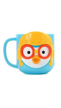 Pororo Character Mug 290ml - Blue (100% authentic)