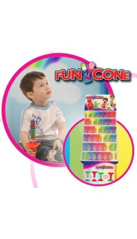 Fun Cone Ice Cream & Popsicle Drip Catcher