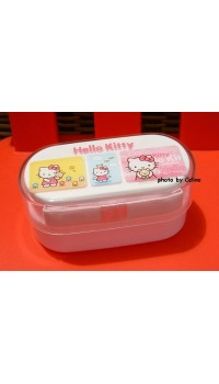 Hello Kitty Multi Deck Lunch Box (100% authentic)