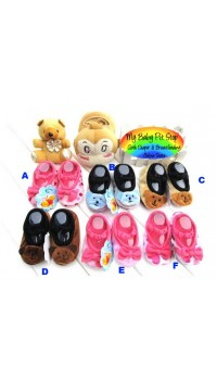 Korean Baby Soft Shoes