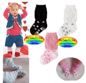 Socks - Candy Girls Lovely Socks - 3 pairs