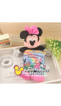 Disney My Hand Puppet Stories - Minnie