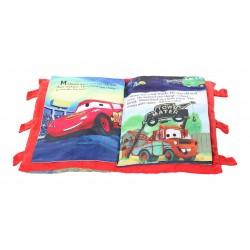 Disney's Story Book Pillow - Driving Buddies (Medium)