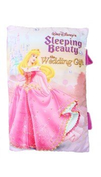 Disney's Story Book Pillow - Sleeping Beauty (Medium)