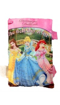 Disney's Story Book Pillow - The Best Day of All (Small)