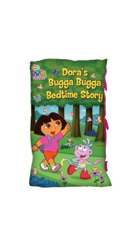 Story Book Pillow - Dora's Bedtime Story (Medium)