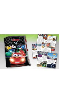 Disney's Story Book Pillow - Cars 2 (Small)