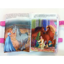 Disney's Story Book Pillow - The Love of A Princess (Small)