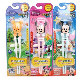 Edison II Chopstick - Mickey, Minnie & Pooh (Right Handed) Restocked !!
