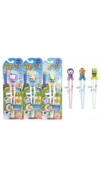 Edison II Chopstick - Pororo, Petty and Crong - Restocked !!