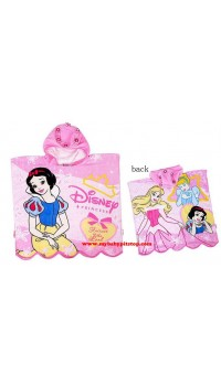 Disney Character Beach Robe - Princess